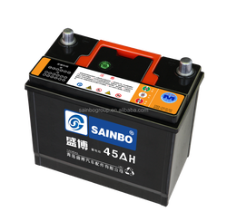 mf 95d31l car battery, 95ah 150ah battery, 12v Dry charged battery 00354