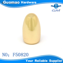 Small decoration hardware accessory for handbag and zipper end