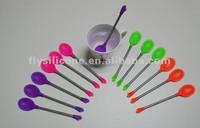 Water bowl drinking utensils random color coffee drinking utensils