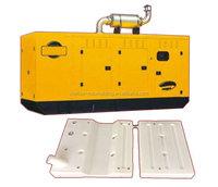 Diesel generator sets plastic fuel tank