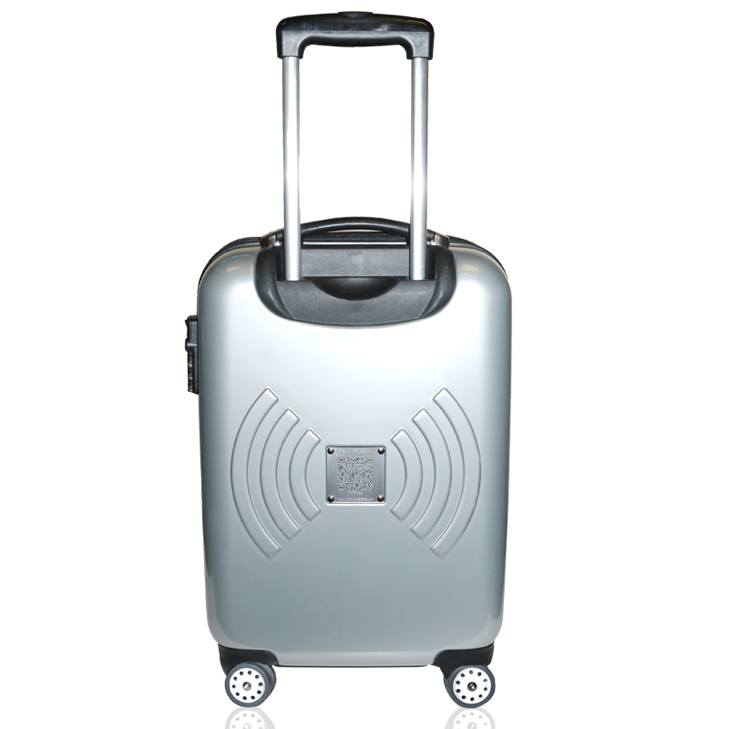 new products 2016 PC trolley eminent luggage for sale