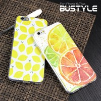 Summer new cute design soft tpu mobile case for iPhone I5 I6 plus at factory price