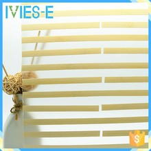 2015 China manufacture inlay linen resin decorative room divider for restaurant