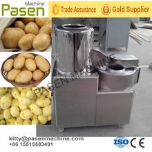 Industrial potato washing machine   potato carrot cutting machine   potato carrot peeling machine
