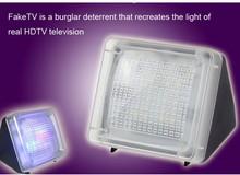 fernseher test security alarm - tv simulating anti-burglar and thef and Timer Burglar Deterrent Home Security TV