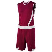 Cheap reversible basketball uniforms cloths sets