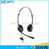 1 meter cord line noise cancelling headphones rj headphone