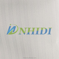 White polyester cotton t/c 80/20 pocket lining fabric