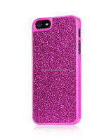 Bling hard plastic case for iphone 5 5S