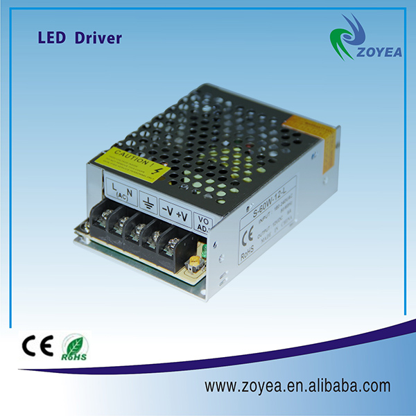 Attractive price china manufacturer sell led power supplyr 80w