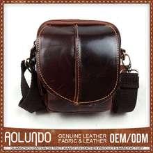 Top Sales Cheapest Price Original Design Personalized Italian Leather Bag Wholesale
