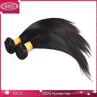 top quality guarantee natural looking straight brazilian hair weft
