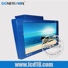 17 inch bus LCD TFT HD MP3 Player Video
