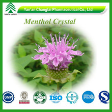 2015 new hot selling menthol crystal plant extract in mushroom extract