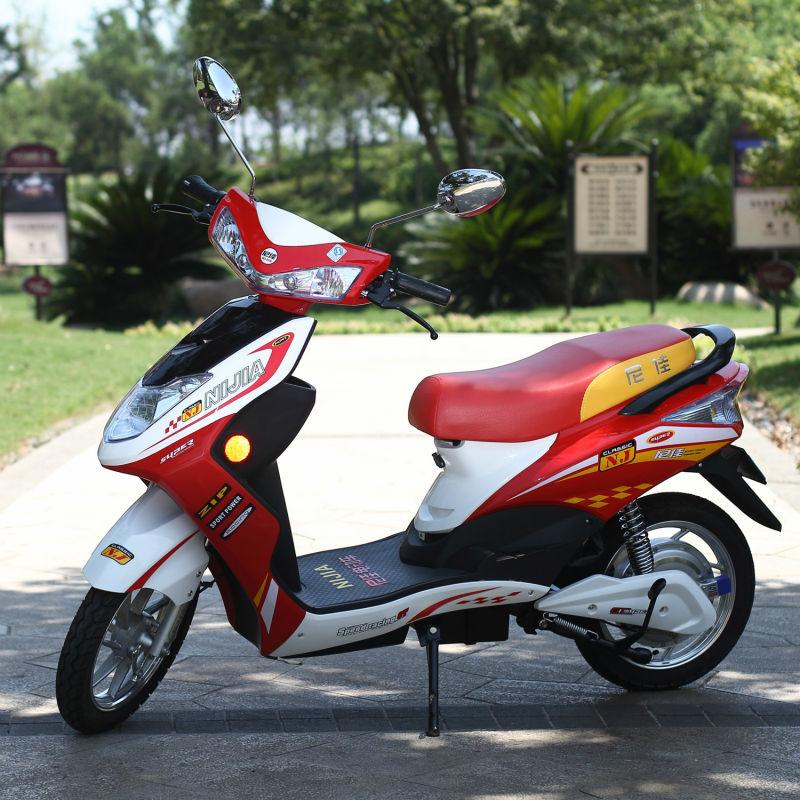 bicicleta electrica TDR48K127