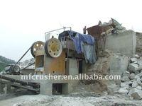 best sale rough stone crusher