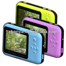 "2.4"" TFT Screen Mp4 Player Price Support Camera,SD/MMC Card"