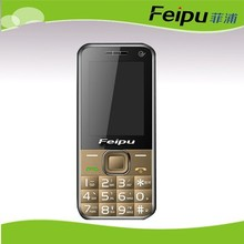 Dual SIM dual standby A530 feipu brand feature mobile cell phone for old people