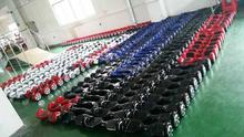 Fábrica 36 v inteligente 2 wheel auto equilibrio scooter eletric inteligente equilibrio bluetooth auto libración tablero de la vespa