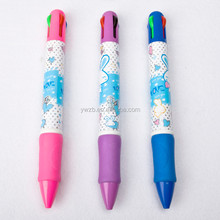 recycled colouring pen school pen promotional items pens with logo print plastic
