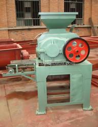 Small type YQJ-360 charcoal ball briquette press machine