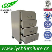 2013 newly multifunctional steel hair color cabinets