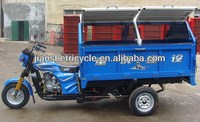 150cc water-cooled tricycle motorcycle for garbage
