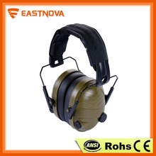 Factory directly provide portable professional ear muffs leather