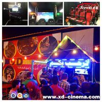 Hot sale 70 movies for free 3d red blue movie and 5d theater and 5d cinema