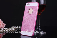 2016 Phone case Shiny Bling for iPhone 6 6s Case Glitter Sparkle With Crystal Rhinestone Cover Case For Apple iPhone6 6s
