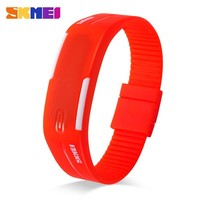 Very Cheap Silicone Band Newest Digital Watches Small Wrist
