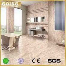 2015 Best Selling Product Non-slip Glazed Ceramic Bathroom Floor Tiles