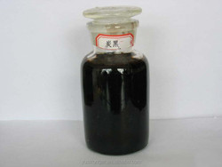inorganic pigment pyrolysis carbon black coal