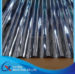 cheap sheet metal roofing from China manufacturer