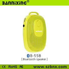 Promotion gift B-558 mini speaker bluetooth , portable speaker