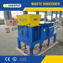 Powerful Two Shafts Copper Wire Shredder