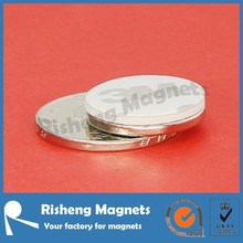 Disc magnet with 3M foam adhesive/Neodymium magnet with adhesive