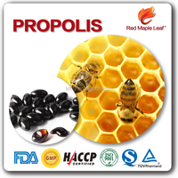 Bee Products Private Labels Propolis+ Pollen+Royal Jelly Capsules