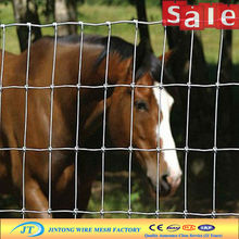 high joint iron woven welded wire mesh fence for sheep,goat,horse