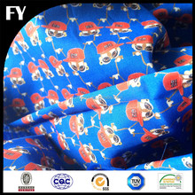Custom new design high quality digital printing cotton poplin fabric for shirts