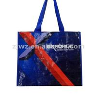 high quality promotional waterproof non woven laminated shopping bag