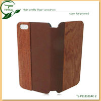 Shenzhen cell phone manufacturer OEM for wood iphone 5 case for iphone 5s,5c original