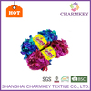 100% spun polyester yarn manufacturer in china for needle crafters hand knitting