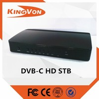 digital cable tv h 265 set top box the hot sell type in iran