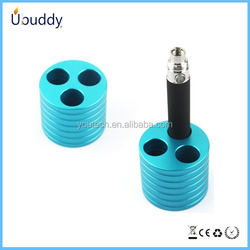 Colorful round battery holder&e-cig holders,battery holder