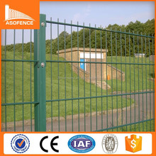 2015 China anping a.s.o fence easily install welded 868 double wire fences