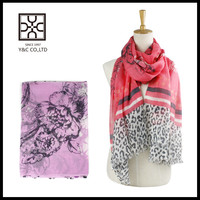 Hot selling pure mongolian 100% cashmere scarf