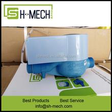 Plastic body upc high flow prepaid water meters