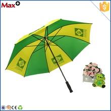 75cm*8k custom straight advertising logo promotional umbrella