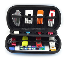 Travel Storage Bag for USB Flash Drive, Health USB Key, SD Memory Card Case, Phone, Bank Card